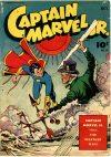 Cover For Captain Marvel Jr. 24