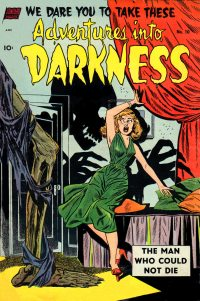 Large Thumbnail For Adventures into Darkness #10