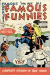 Cover For Famous Funnies 196