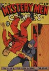 Cover For Mystery Men Comics 19