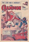 Cover For The Champion 1722