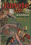 Cover For Jungle Comics 121