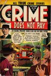 Cover For Crime Does Not Pay 126