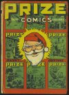 Cover For Prize Comics 57