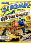 Cover For Silver Streak Comics 18