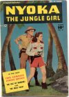 Cover For Nyoka the Jungle Girl 41