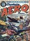 Cover For Captain Aero Comics 13