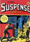 Cover For Suspense Comics 6