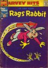 Cover For Harvey Hits 2 Rags Rabbit