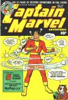 Cover For Captain Marvel Adventures 119