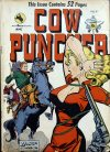 Cover For Cow Puncher Comics 6