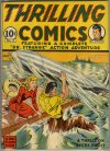 Cover For Thrilling Comics 6 (paper/19fiche)