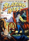 Cover For Blazing West 12