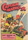 Cover For Captain Marvel Jr. 66