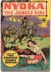 Cover For Nyoka the Jungle Girl 29