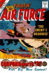 Cover For Fightin' Air Force 26
