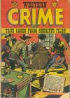 Cover For Western Crime Cases 9
