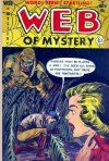 Cover For Web of Mystery 15