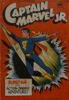 Cover For Captain Marvel Jr. 72
