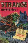 Cover For Strange Mysteries 9