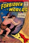 Cover For Forbidden Worlds 76