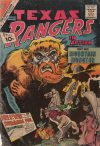 Cover For Texas Rangers in Action 29