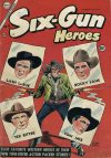 Cover For Six Gun Heroes 29