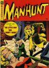 Cover For Manhunt 14