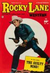 Cover For Rocky Lane Western 34