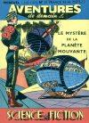 Cover For Aventures de Demain 11 Le mystère de la planète mouvante