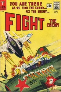 Large Thumbnail For Fight the Enemy #3