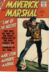 Large Thumbnail For Maverick Marshal #1