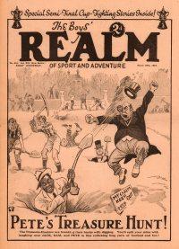 Large Thumbnail For The Boys' Realm v2 416 - Pete's Treasure Hunt!