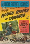 Cover For Motion Picture Comics 109 Rough Riders of Durango