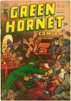 Cover For Green Hornet Comics 26