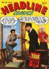 Cover For Headline Comics 43