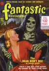 Cover For Fantastic Adventures v13 7 The Dead Don't Die! Robert Bloch