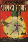 Cover For Strange Suspense Stories 35