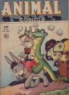 Cover For Animal Comics 11