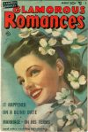 Cover For Glamorous Romances 47