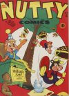 Cover For Nutty Comics 4