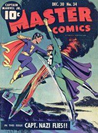Large Thumbnail For Capt. Marvel Jnr Compilation Vol 03