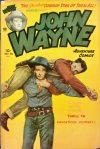 Cover For John Wayne Adventure Comics 10