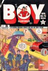 Cover For Boy Comics 76