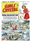 Cover For Girls' Crystal 975