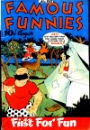 Cover For Famous Funnies 145