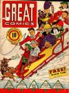 Cover For Great Comics 2