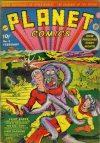 Cover For Planet Comics 2 (paper/10fiche)