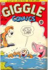 Cover For Giggle Comics 71