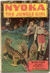 Cover For Nyoka the Jungle Girl 31